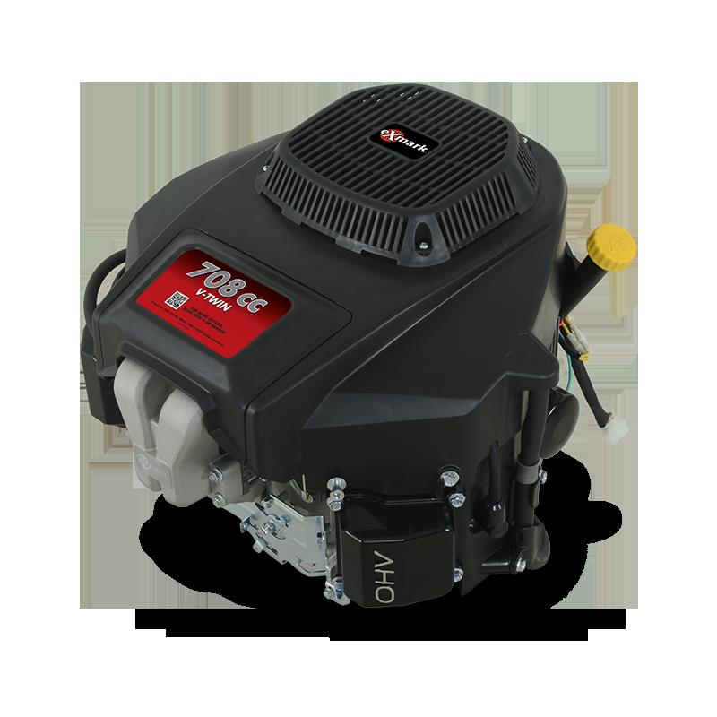 Mid-Sized Zero-Turn Engine