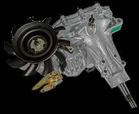 Exmark Zero-Turn Mower Hydros