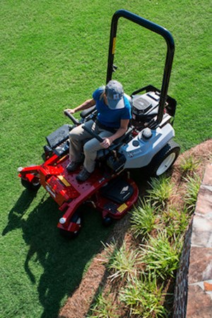 HomeownerMowing